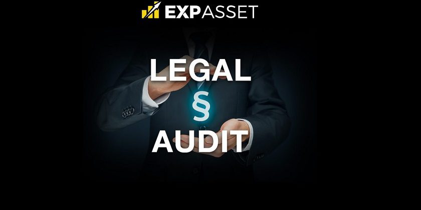 People's Republic of China Legal Audit for EXP ASSET